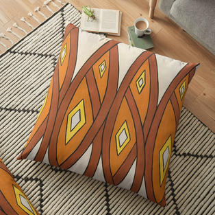 Floor Pillow Cover