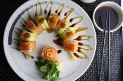Deliveroo // Sushi