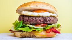 Deliveroo // Hamburger