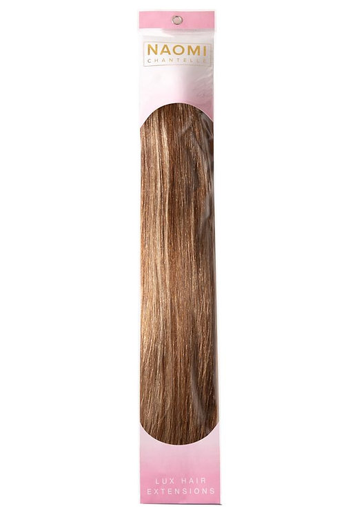 HOLLYWOOD BLONDE BALAYAGE - Naomi Chantelle Lux weft Hair Extensions
