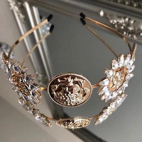 Stella Headband Gold