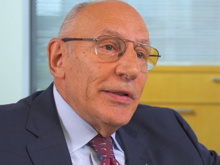 SOA President Roy Goldman Discusses the Future of the Actuarial Profession