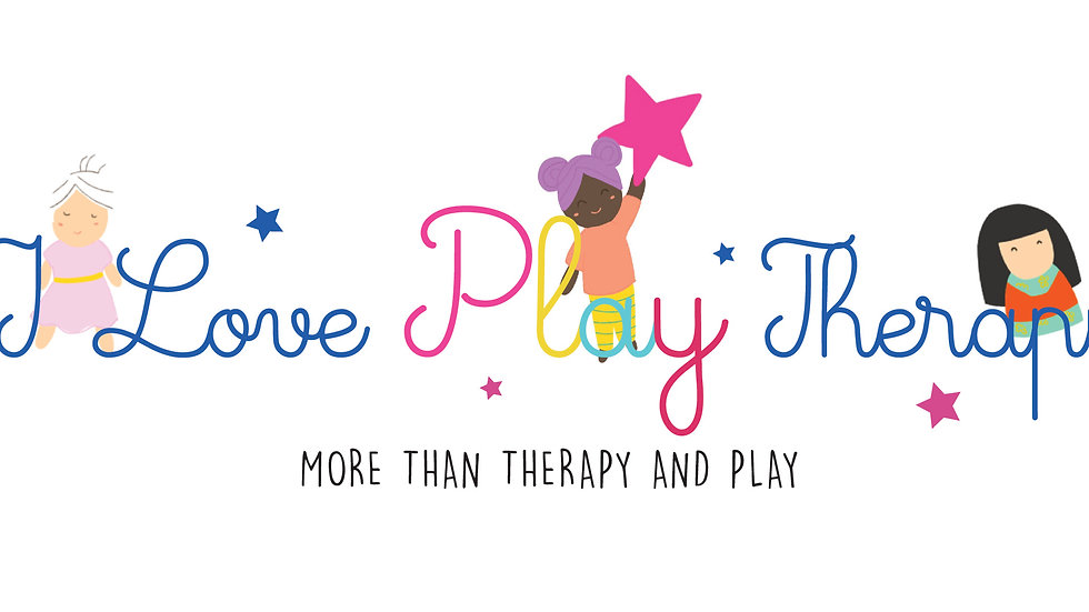 """I love Play Therapy"" Gift Certificate"