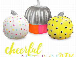 DIY : CHEERFUL AUTUMN