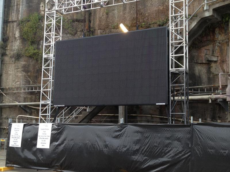 Modular Screen
