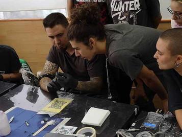 Clases de tatuaje: cuando tu pasión se convierte en futuro