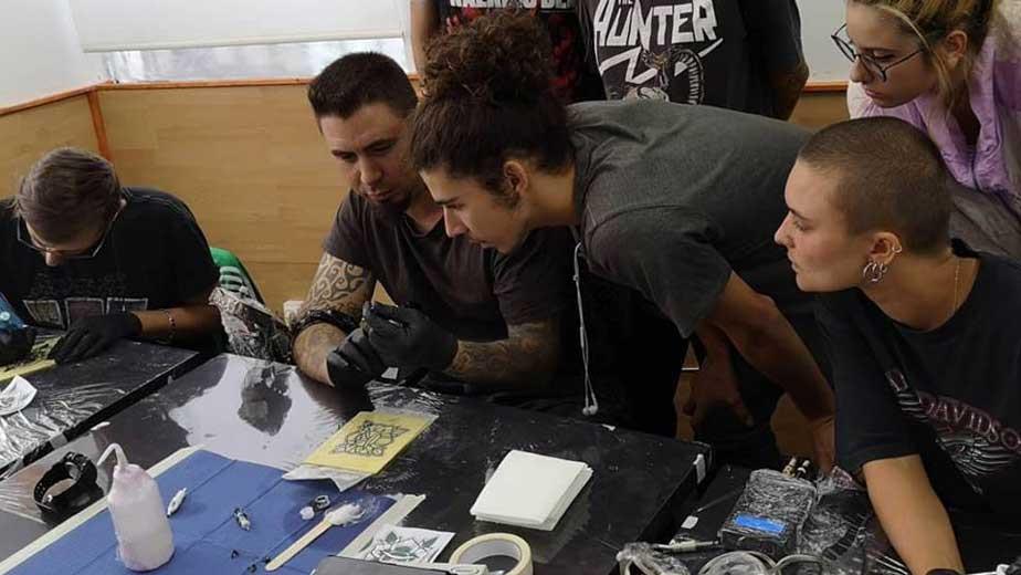 clases de tatuaje