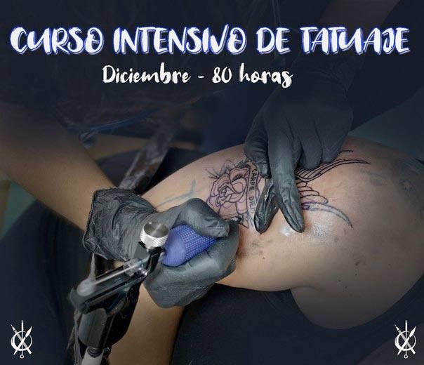 Cursos de Tatuaje