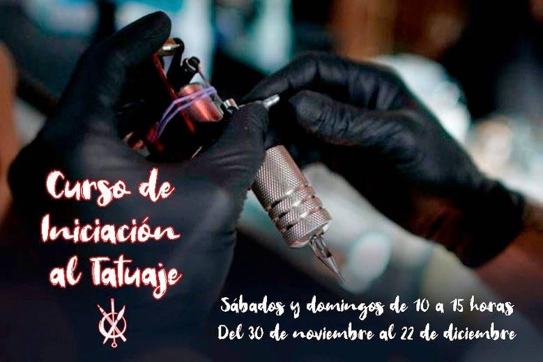 Cursos de Tatuaje en Madrid