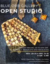 Janoff Open Studio_May 4-5 & May 18-19 (