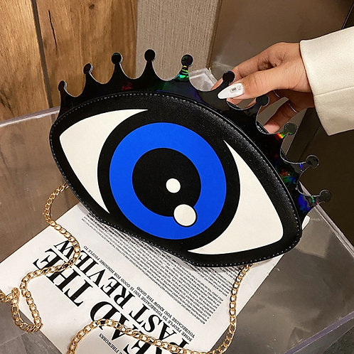 Third eye cross body bag