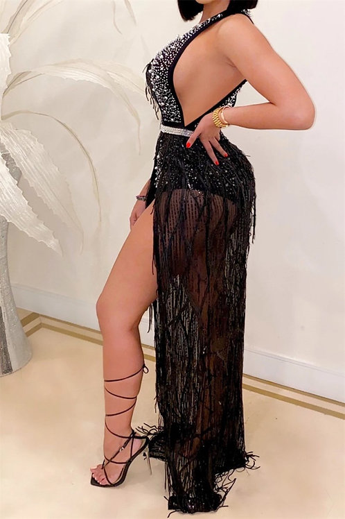 Burlesque NY Dress