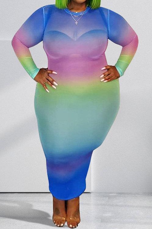 True colors Dress