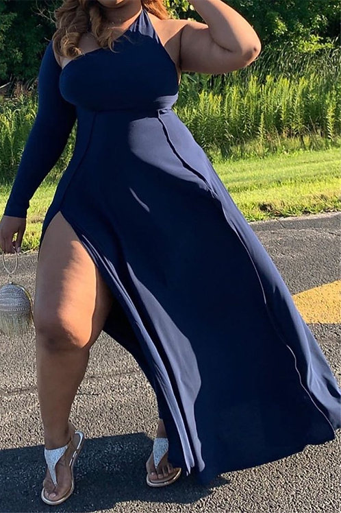 Queenie Dress (plus  size )