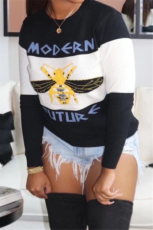 Modern future Bee top