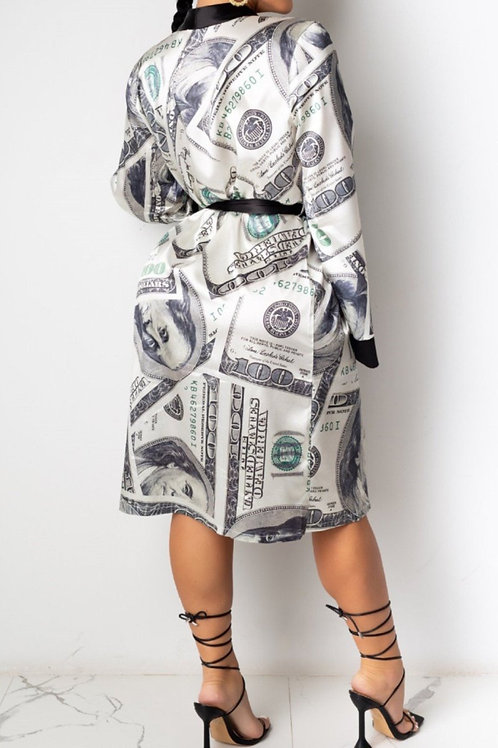 Lady Money Robe