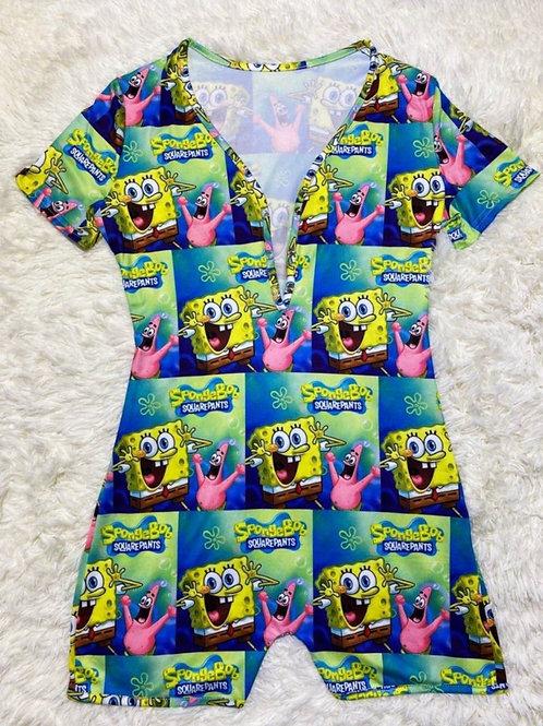 Spongebob Playsuit