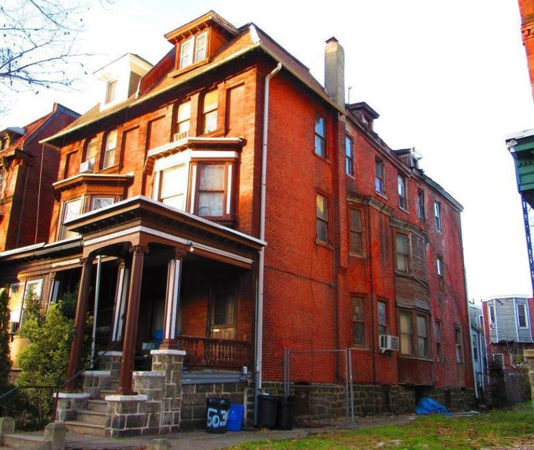 Fixer upper, home for sale, west philadelphia
