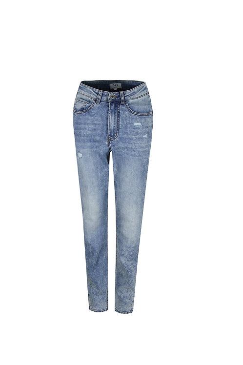 C&S jeans Marlinde blauw