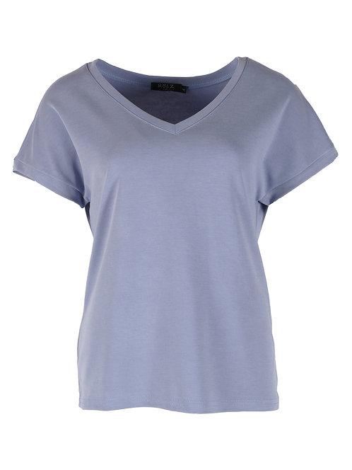 Rebelz shirt Linde blauw