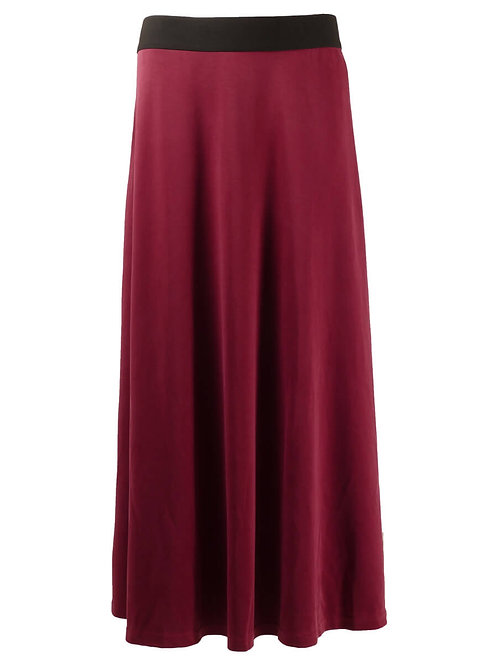 Rebelz rok bordeaux rood