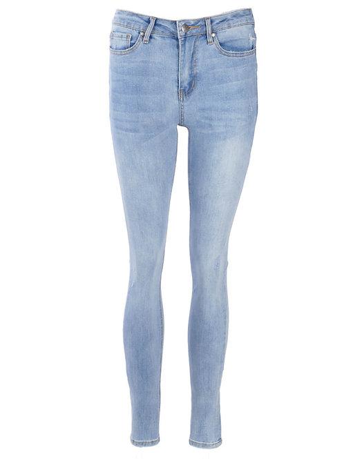 Rebelz jeans zoë blauw