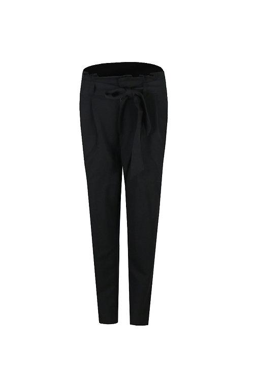 G-maxx broek zwart met strik