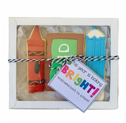 3 Piece Back to School Gift Box 2