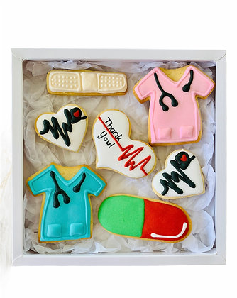 Thank you Medical Gift Box - 7 piece