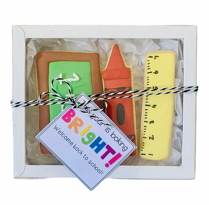 3 Piece Back to School Gift Box 1