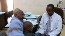 Augenforschung für Afrika.