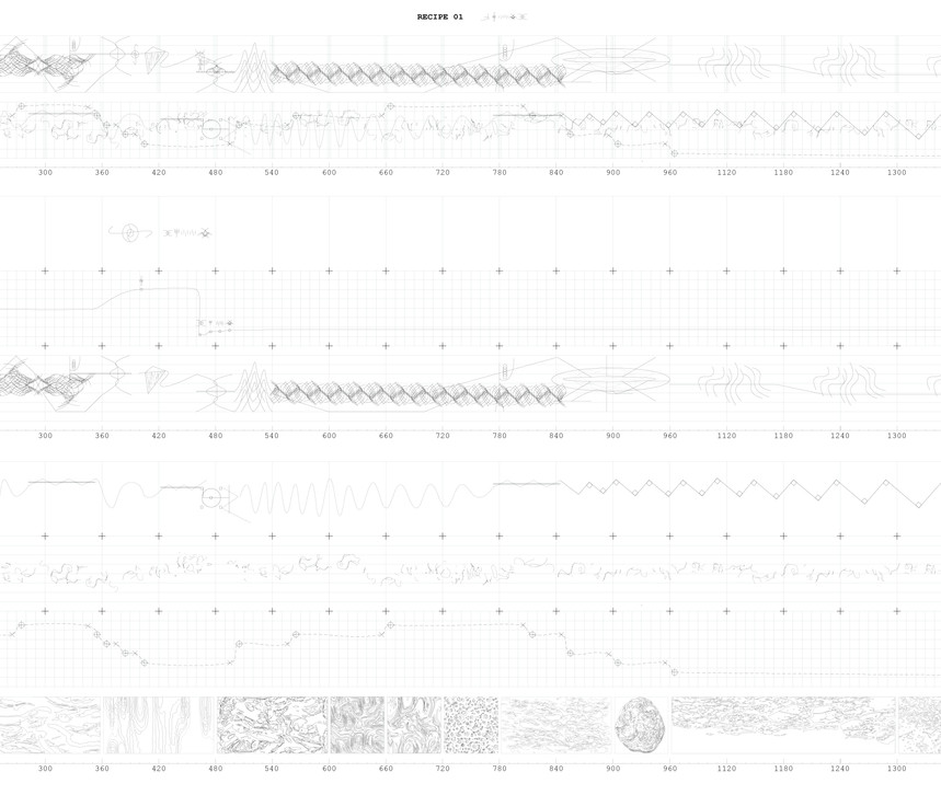 [01] Chronotype Evolution: The Recipe Card.