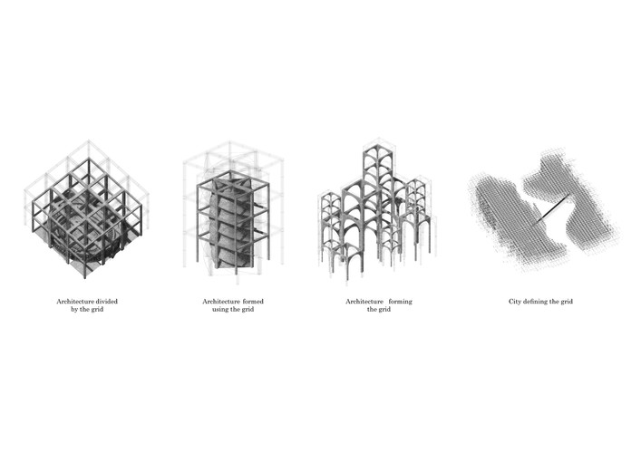 The Story of Architecture As Told By The Grid