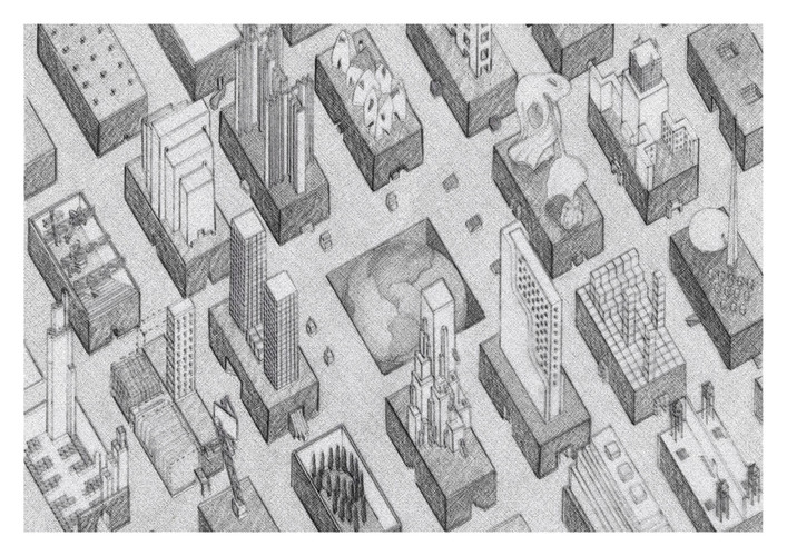The City of the Captive Globe