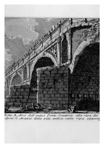 The Diptych: The Ponte Rotto