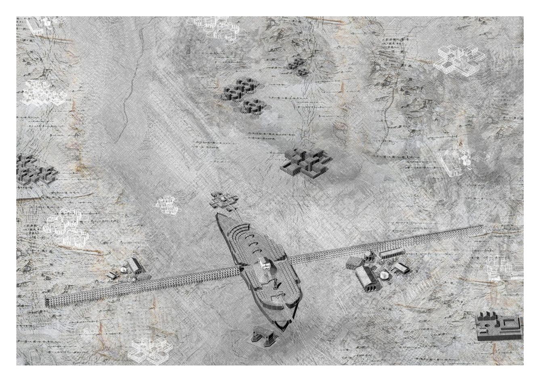 Using the Landscape: New Tiber Island