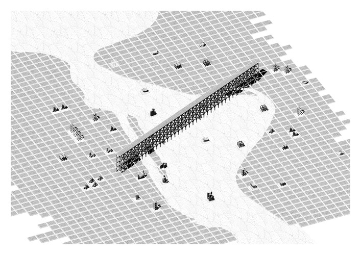 Destroying the Landscape: The Generic City and The Grid