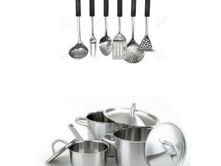 ¿Como limpiar el Acero Inoxidable de tu cocina?