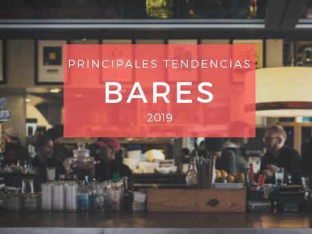 ¡Principales Tendencias para Bares en el 2019!