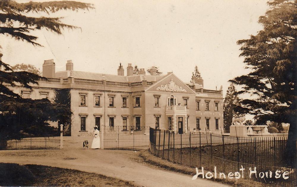 Holnest House, near Sherborne, Dorset