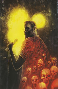 Dying Is Easy #1 (Ben Templesmith varian