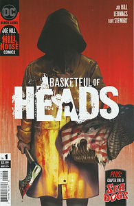 Basketful Of Heads #1 (2nd printing cove