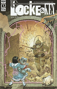 Locke & Key ...In Pale Battalions Go...#