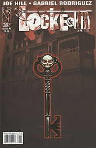 Locke & Key Welcome To Lovecraft #1 (2nd