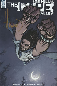 The Cape Fallen #3 (1st printing cover A