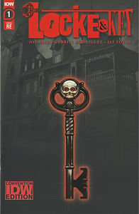 Locke & Key Welcome To Lovecraft #1 Conv