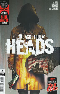 Basketful Of Heads #1 (1st printing cove