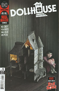 The Dollhouse Family #1 (1st printing co