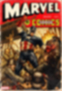 Marvel Comics #1000 (Mark Brooks 40s var
