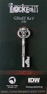 Ghost Key Limited Edition pin.HEIC